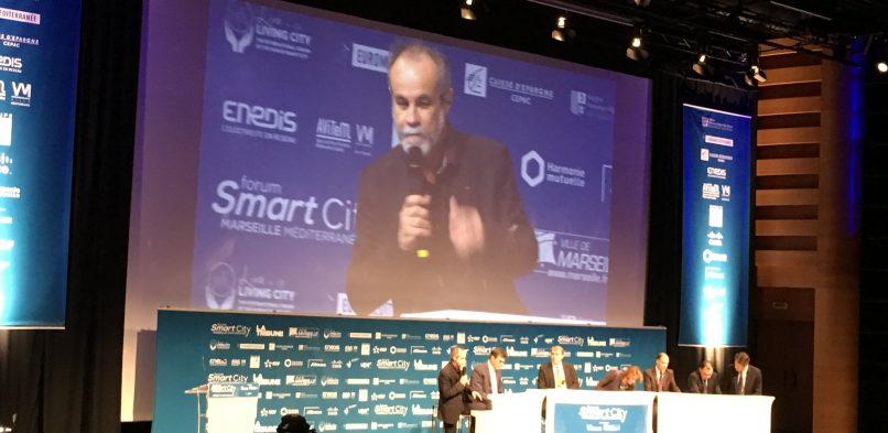 Retour sur le Forum «Smart City Marseille Méditerranée»