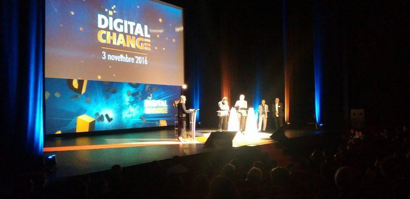 Digital Change : transformation numérique en région ouest