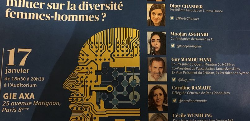 L'intelligence artificielle sera-t-elle influente sur la mixité ?