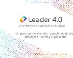 Leader 4.0 – L'intelligence managériale à l'ère du digital