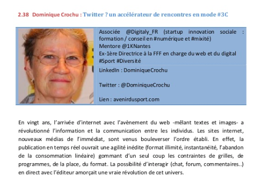 digital twitter lien entreprises